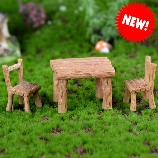 Mini, minitable, Garden, landscapedecor