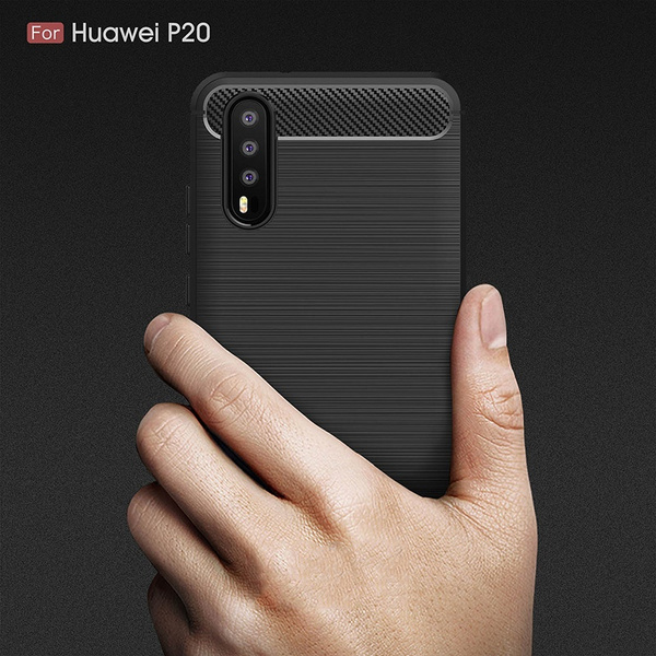 huge selection of 7b9f7 89fa6 For Huawei P20 Pro Case Luxury Shockproof Anti-Shock TPU Silicone Cover For  Huawei P20 Case Coque Huawei P20 Lite Fundas