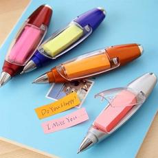ballpoint pen, School, led, lights