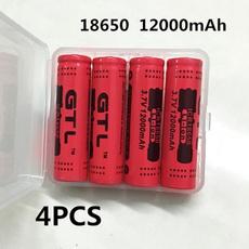 Flashlight, Battery Pack, 18650flashlight, batteryflashlight