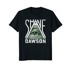 Mens T Shirt, allseeingeyetshirt, eye, Cotton T Shirt