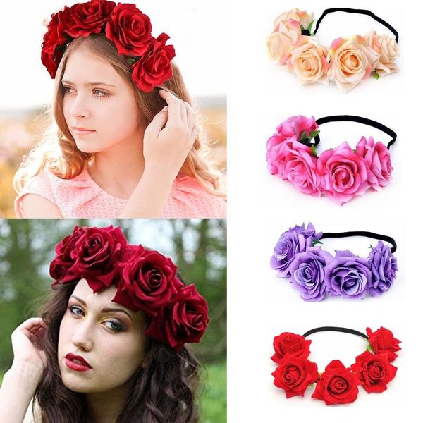crown, Flowers, Garland, Beauty