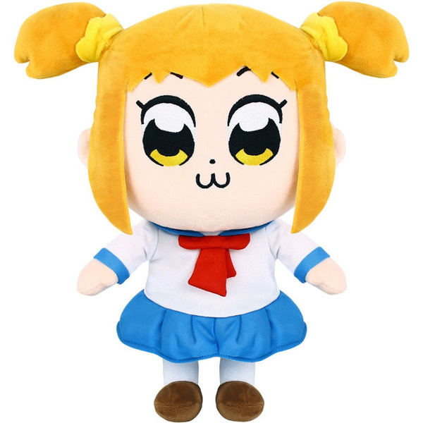 POP TEAM EPIC Popuko Pipimi Funny Plush Soft Dolls Hold Pillow Cosplay Toy Gift