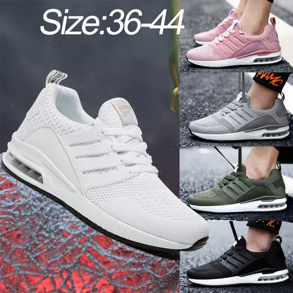 01a0941a12ff96 New Arrival Womens mens Breathable Shoes Casual Air Cushion Shoes ...