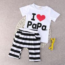 summerclothesset, ilovepapamama, Love, babypant