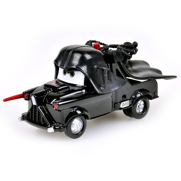 Pixar Cars Star War Mater As Darth Vader Diecast Metal Toy Car For Children  Gift 1:55 Loose Brand New In Stock Lightning McQueen