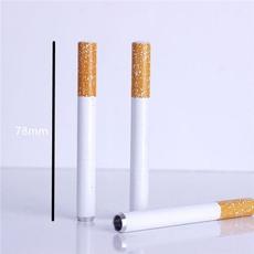 dugouthitter, tobacco, Aluminum, shaped