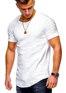 Mens T Shirt, Fashion, Cotton T Shirt, Sports & Outdoors