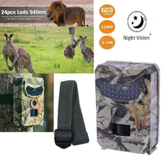 trailcamera, nightvision, Hunting, Waterproof