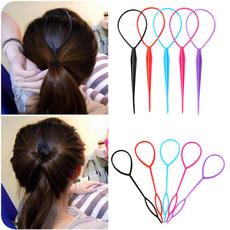 Head Bands, plasticloopstylingtool, topsytail, hairbraidingtool