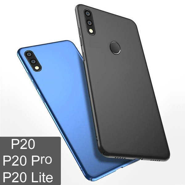 check out 840c3 d210b Huawei Series Full Package PC Shell For Huawei P20 Pro Case P20 Cover  Fitted Hard Back 5.7