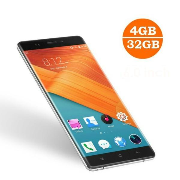 M10 Plus SmartPhone 5 7 Inch Octa-Core 4GB+32GB Android 5 1 2SIM 2Camera  3G/2G Mobile Phones
