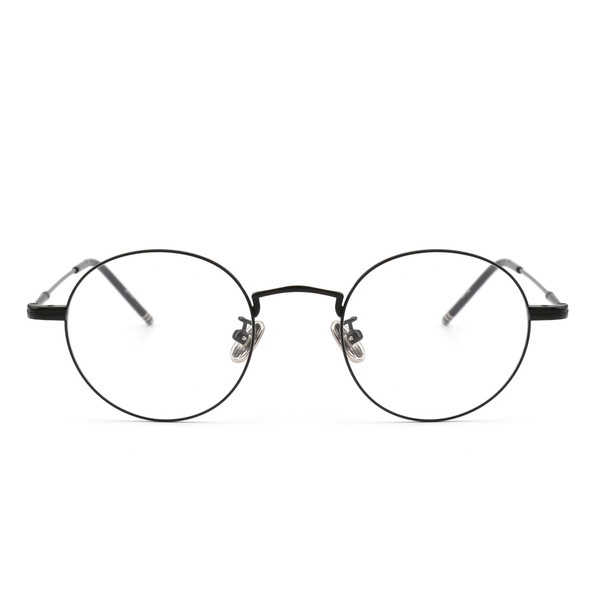 Wish | Round Wire Rim Glasses Circle Frame Clear Lens Eyeglasses ...