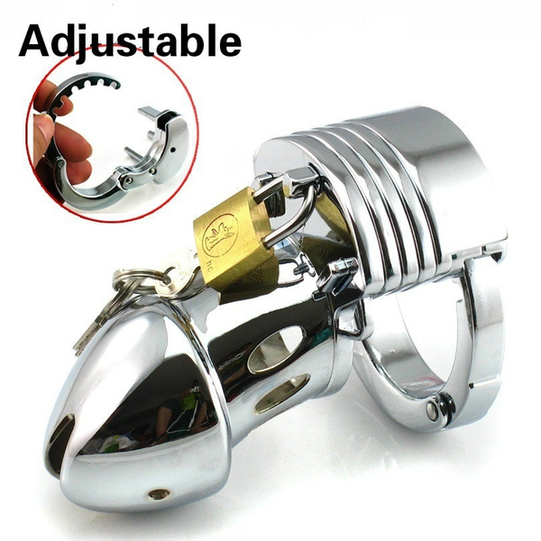large chastity device