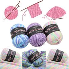 cottonyarn, Cotton, Knitting, Colorful