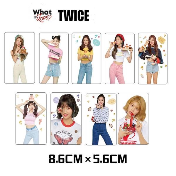 K-Pop, photograph, twicephotocard, twicekpop