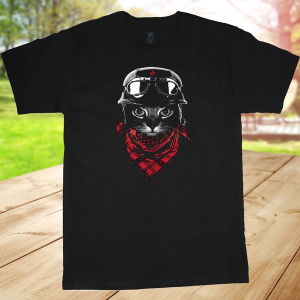 big and tall t-shirt cool cat hipster cat design tee shirt tall shirts for men