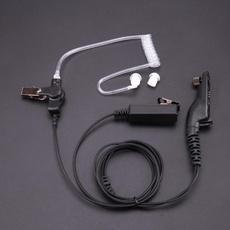Earpiece PTT Mic Headset for Motorola XiR P8668 P8268 APX Walkie Talkie