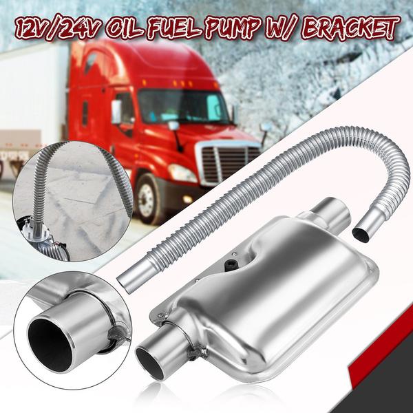 22mm Exhaust System Muffler Pipe Silencer F Car Air Diesel Car