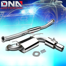 Body, exhaust, Stainless Steel, Automotive
