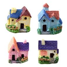 Mini, Decor, Toy, Garden