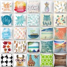 Summer, Home Decor, custom pillowcase, summer style