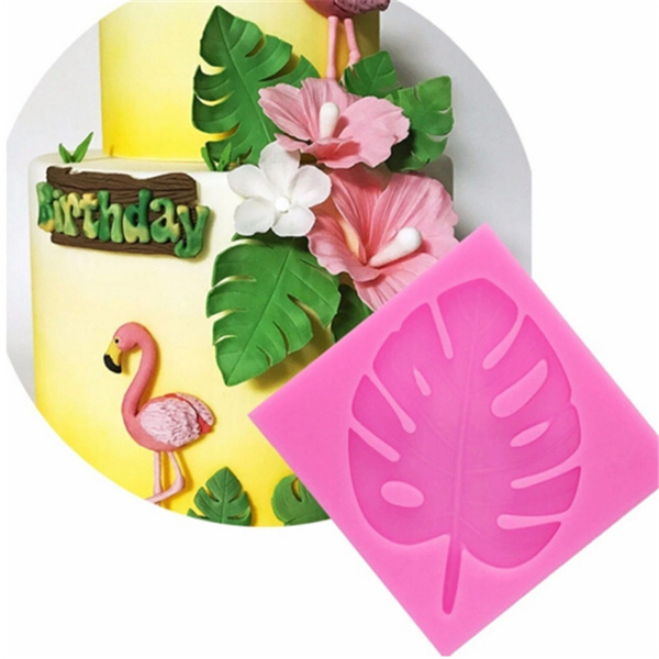Silicone Leaf Mould for Cake Decorating
