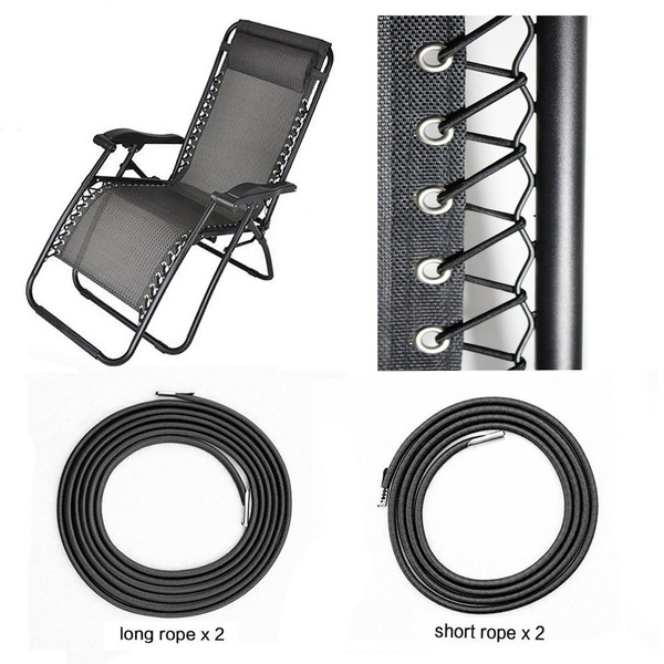 Replacement Cords for Zero Gravity chair 4 Repair Tool Lounge Bungee