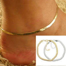 bohemia, Chain, gold, Simple