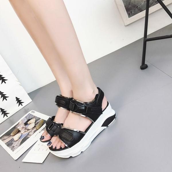 Wish Sommer Sandalen Mode Frauen Flache Sandalen Komfortable Damen