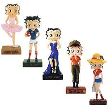 Figurine, statuettebettyboop, cadeaubettyboop, collectionbettyboop