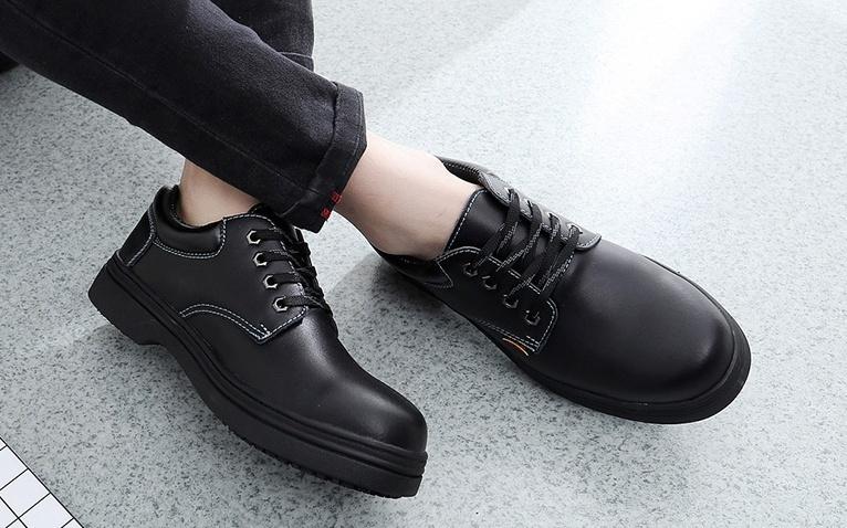 Acquista scarpe da lavoro da cuoco scarpe protettive da lavoro in