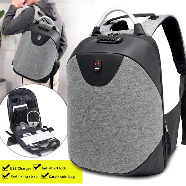 77591d1d602 Material  Seamless waterproof Oxford and Polyester Patchwork capacity  iPad and  15.6 inch laptop backpack gift  Christmas