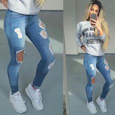 Women Pants, Blues, Fashion, Ladies Fashion