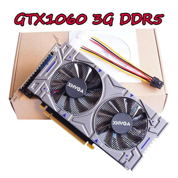 Gaming Graphics PUBG NVIDIA GeForce GTX1060/960 4GB 900MHZ PCI-Express 2 0  Graphics Card VGA DVI HDMI Interface