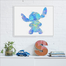 art print, cute, Modern, art