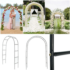 weddingparty, christmasarchdecor, flowerarch, Door