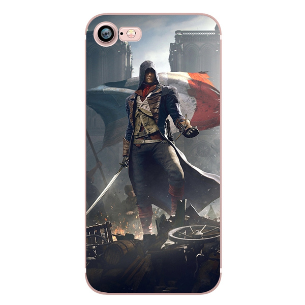coque assassin's creed iphone 7