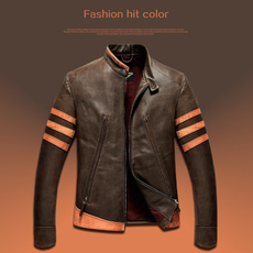 Fashion, fashion jacket, jacketcoat, leather