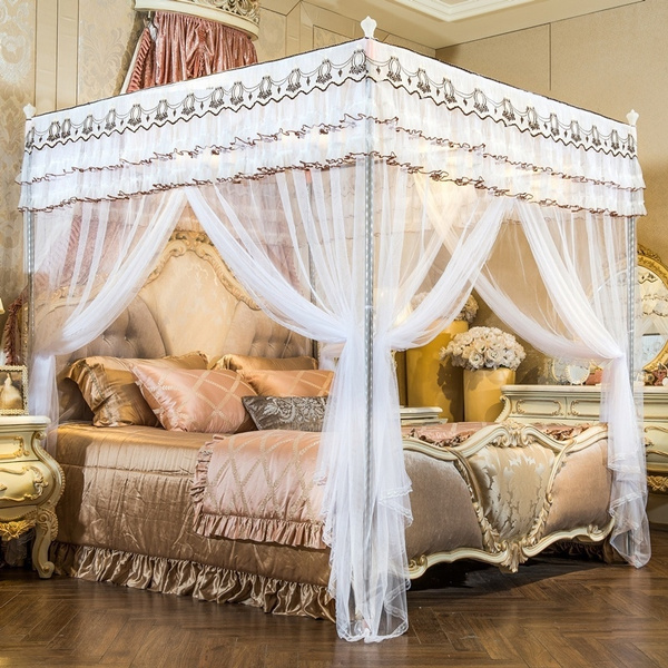 Bed Canopy Curtain Mosquito Net