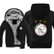 Fleece, Fashion, ajaxcapetownfc, Zip