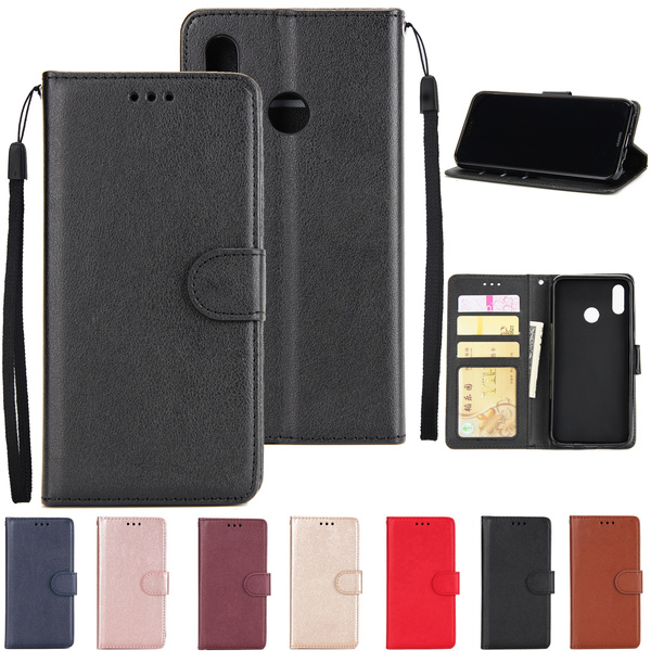 wholesale dealer 776a7 09cf2 Case For Huawei P20 Lite Huawei P20 Lite Wallet Case Butterfly PU Leather  Wallet Flip Case Cover with Built-in Credit Card/ID Card Slots for HUAWEI  ...