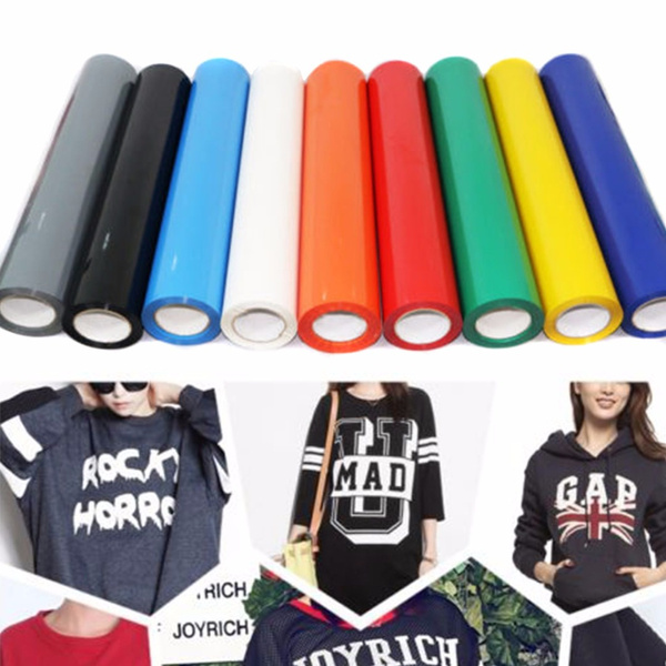 picture relating to Printable Htv Vinyl known as Model A4 21*29cm PU Warm Go Vinyl Roll Iron-upon Material HTV Push Cutter Printable