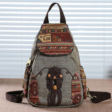 Mini, Fashion, Bags, canvas backpack