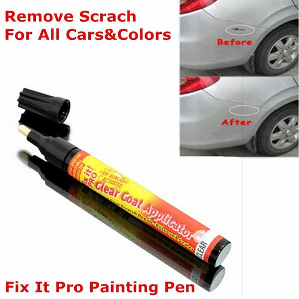Fix It Pro Clear Car Scratch Repair Remover Pen Simoniz clear coat applicator