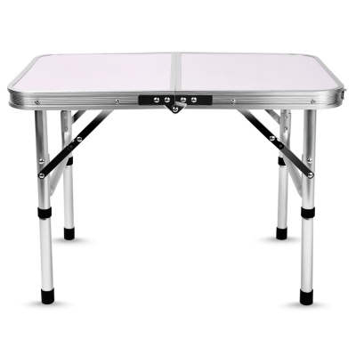 Table De Camping Pliante En Aluminium Avec Hauteur Reglable Wish