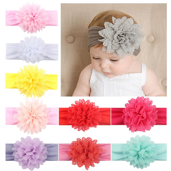 bowknot, Baby Girl, Flowers, Floral
