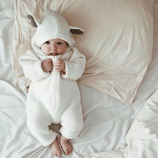 e31e6c888 2019 Kids Infant Baby Boy Girl Autumn And Winter Animal Style ...