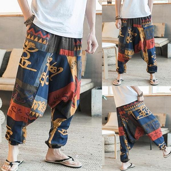 harem, trousers, Yoga, Long pants