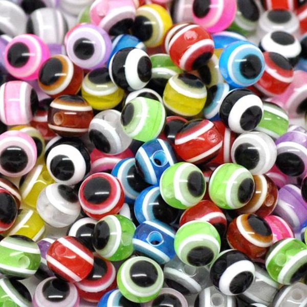 resinbead, Fashion, eye, Jewelry